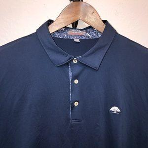 Peter Millar Men's 2XL Polo Shirt Summer Comfort